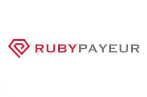 Logo de la startup Rubypayeur