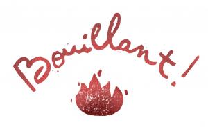 Logo de la startup Bouillant!