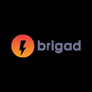 Logo de la startup Brigad