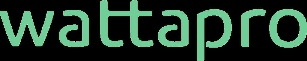 Logo de la startup Wattapro