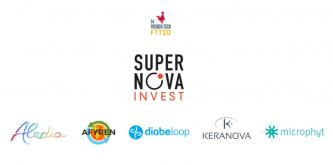 Logo de la startup Supernova Invest
