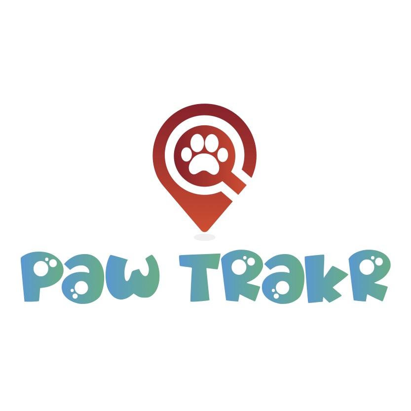 Logo de la startup PAW TRAKR