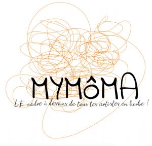 Logo de la startup MYMôMA