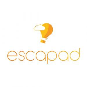 Logo de la startup Escapad