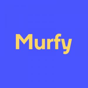 Logo de la startup Murfy passe les 12 000 réparations