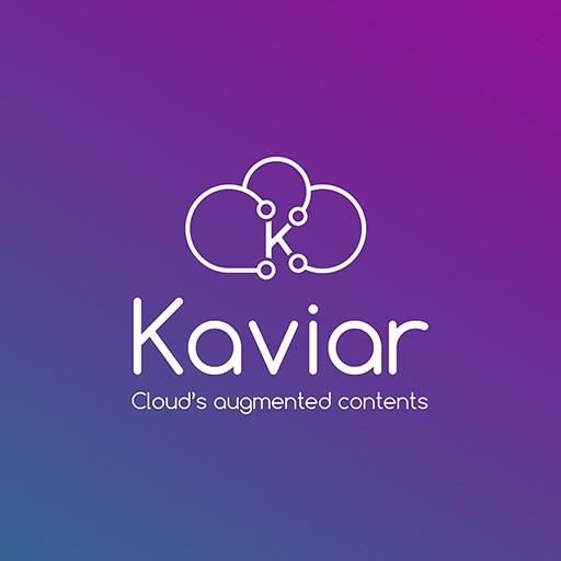 Logo de la startup KAVIAR