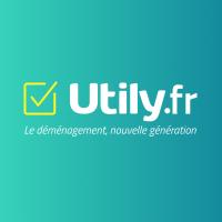 Logo de la startup Utily fr le déménagement, nouvelle génération