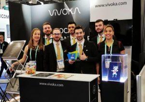 Logo de la startup Vivoka