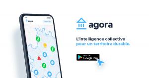 Logo de la startup Agora