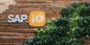 Logo de la startup SAP iO Foundry