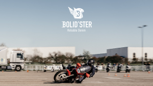 Logo de la startup BOLID'STER - Reliable Jeans made of ARMALITH®
