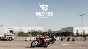 Logo de la startup nom du BOLID'STER - Reliable Jeans made of ARMALITH®projet