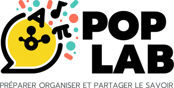 Logo de la startup PopLab