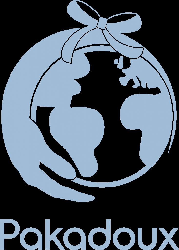 Logo de la startup Pakadoux, laissez-vous emballer !