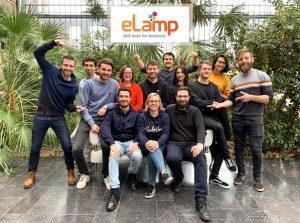 Logo de la startup eLamp