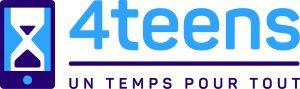Logo de la startup 4teens