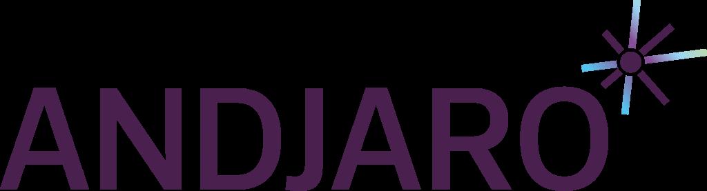 Logo de la startup Andjaro