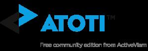 Logo de la startup ActiveViam - Atoti