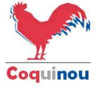 Logo de la startup Jeu Coquinou