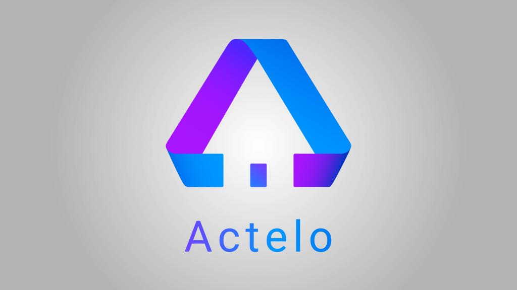 Logo de la startup ACTELO