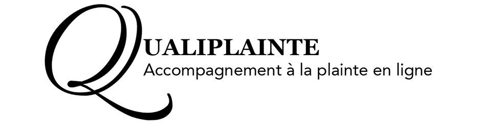 Logo de la startup Qualiplainte