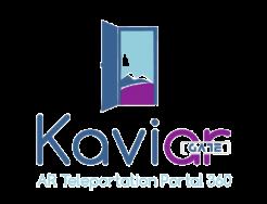 Logo de la startup kaviar gate