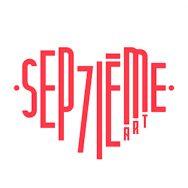 Logo de la startup nom du Septième art : Le site internet des amoureux du grand et du petit écranprojet