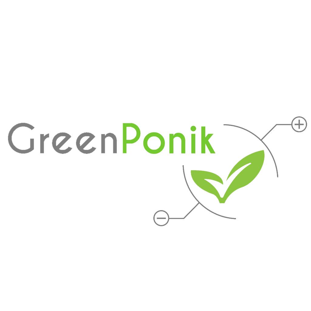 Logo de la startup GreenPonik
