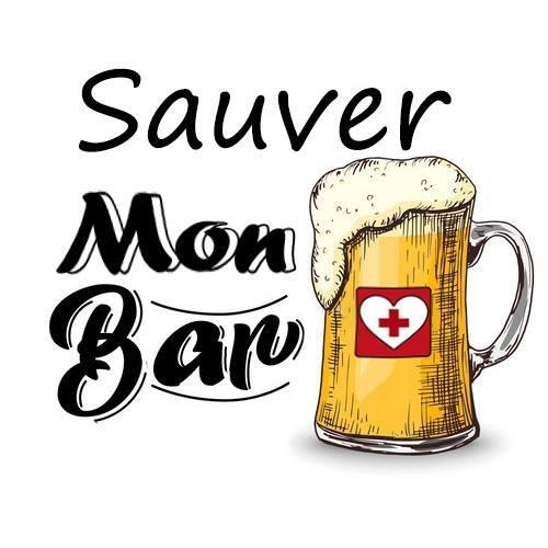 Logo de la startup SauverMonBar