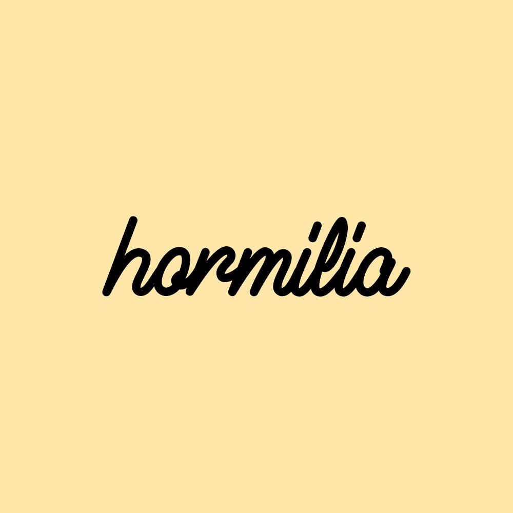 Logo de la startup Hormilia