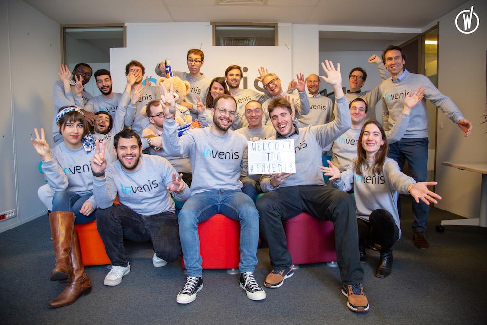 Logo de la startup Invenis
