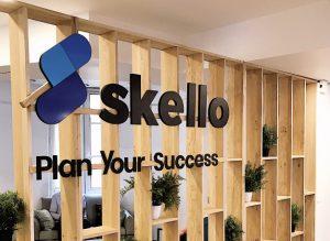 Logo de la startup Skello