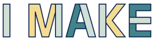 Logo de la startup I MAKE