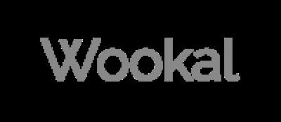 Logo de la startup WOOKAL