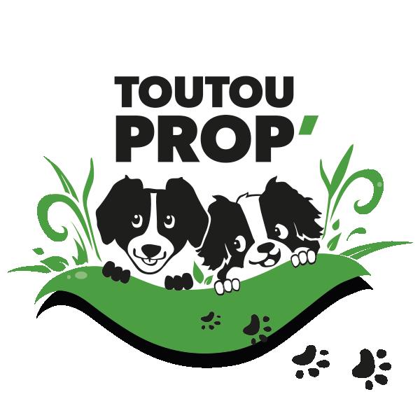 Logo de la startup Toutou Prop'