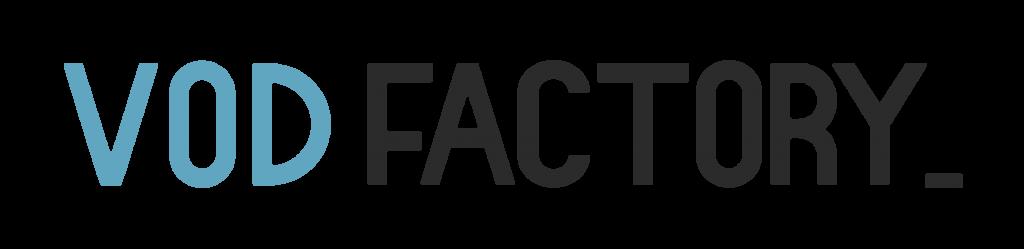 Logo de la startup VOD Factory