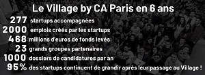 Illustration de la news Le Village by CA Paris