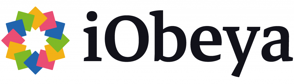 Logo de la startup iObeya