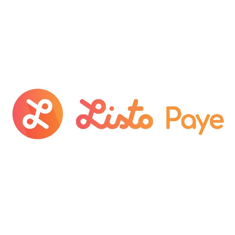 Logo de la startup Listo Paye