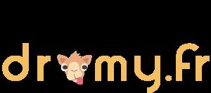 Logo de la startup DROMY