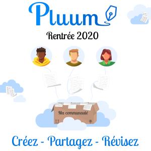Logo de la startup Pluum