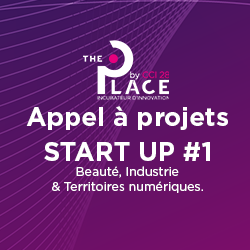 Logo de la startup The Place by CCI 28