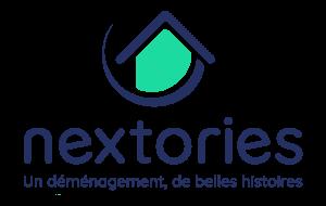 Logo de la startup Nextories