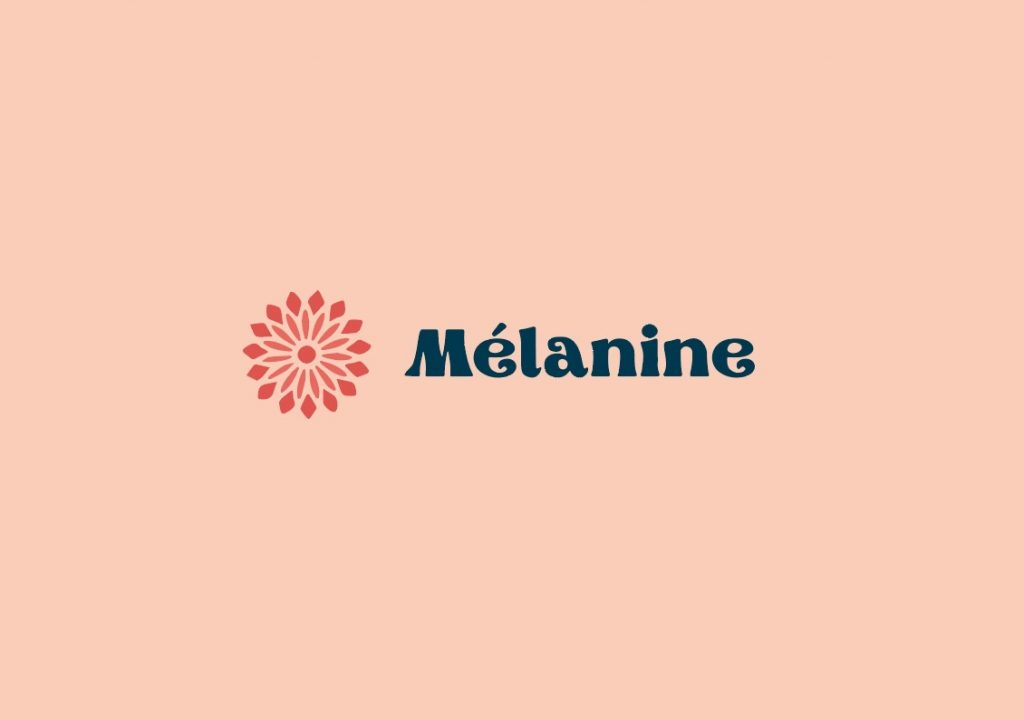 Logo de la startup MÉLANINE