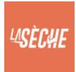 Logo de la startup LaSèche