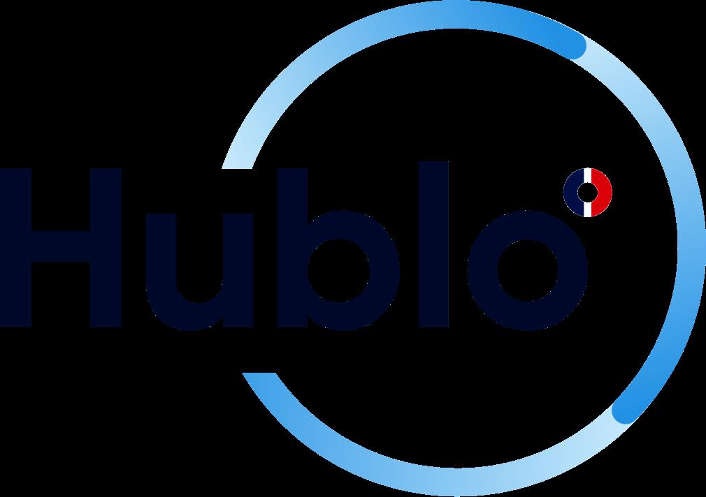 Logo de la startup Hublo