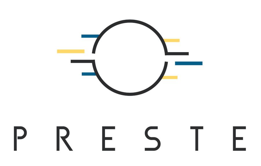 Logo de la startup Preste