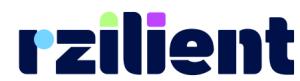 Logo de la startup rzilient