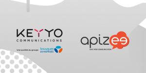Logo de la startup Apizee