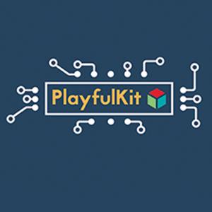Logo de la startup PlayfulKit